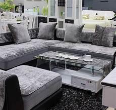 3solem modern velvet chaise sofa cover sectional