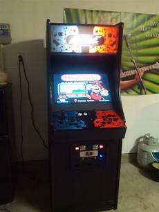 diy home arcade machine 9 steps with pictures