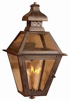 Contemporary Lantern Lighting Elk Lighting Bayou 7917 Wp Outdoor Gas Wall Lantern In