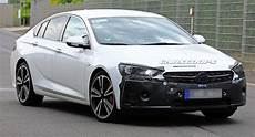 opel indignia 2020 2020 opel insignia shows its new corsa inspired grille