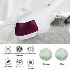 2019 electric lint remover fuzz pill bobble remover usb