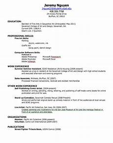 How To Create A High School Resume Resume For High School Students First Job World Of Reference