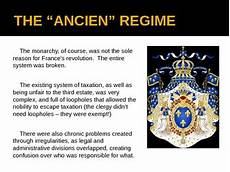 French Revolution Powerpoint The French Revolution Part 1 Quot Background To The