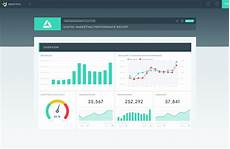 Website Report Templates A Better Google Analytics Client Report Template Dashthis