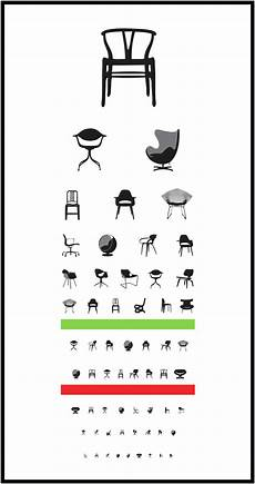 Where To Buy Snellen Eye Chart Snellen Eye Chart Reinvented For Designers Archdaily