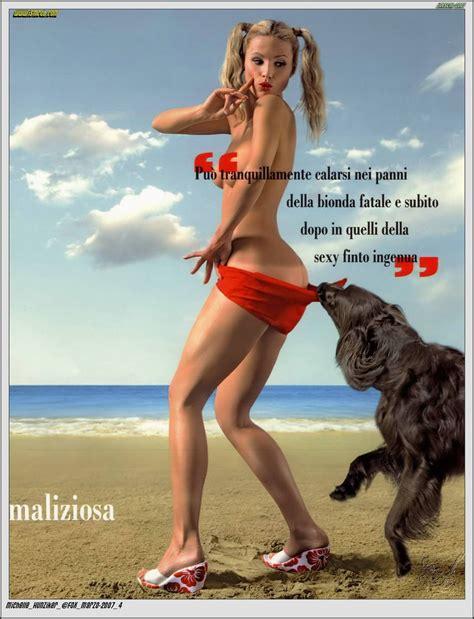 Heidi Klum Topless Video