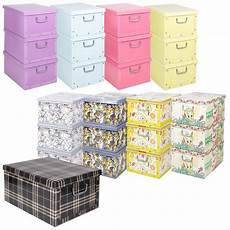storage box for clothes set of 3 underbed storage boxes with lid handles clothes