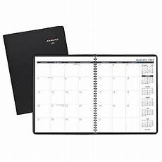 monthly planner 2020 at a glance planner jan 2019 mar 2020 office depot