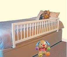 safetots wooden wide baby and toddler bed guard