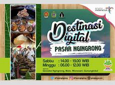 Genpi Jogja Launching Destinasi Digital Kedua di Ngingrong