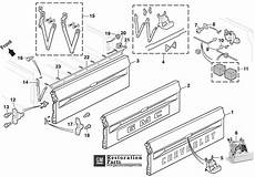 Tailgate Amp Parts Fleetside 1967 72 Chevy And Gmc