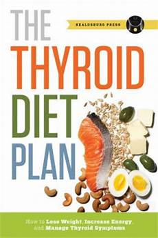 thyroid diet plan how to lose weight increase energy