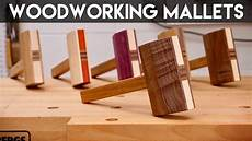 make a mallet from scrap wood how to woodworking diy