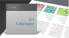 indesign catalog templates free download free art catalogue indesign template
