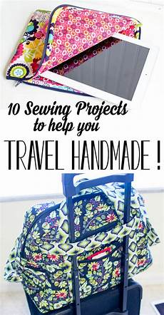 10 diy sewing projects to help you travel handmade