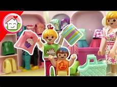 Ausmalbilder Playmobil Familie Hauser Playmobil Puppen Bekleidungsgesch 228 Ft Shopping Mit Lena