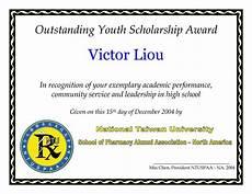 Academic Award Certificate 10 Scholarship Award Certificate Examples Pdf Psd Ai