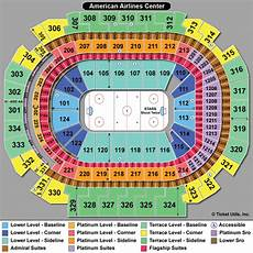 America Seating Chart Dallas Stars Tickets 2018 Schedule Buy At Ticketcity