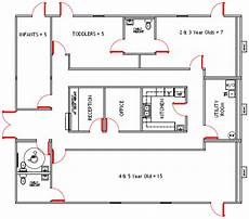 Daycare Design Layout Daycare Facility Floorplan Day Care Floor Plans