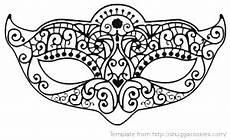 carnival mask template 1 lace mask carnival