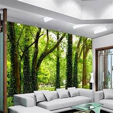 home decor wall murals beautiful woods wallpaper custom wall mural nature
