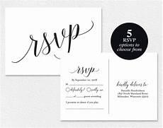 Rsvp Template Rsvp Cards Rsvp Postcard Rsvp Template Wedding Rsvp Cards