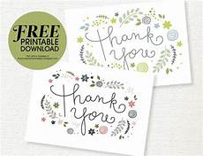 thank you card template wedding free free printable thank you card she