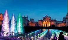 Blenheim Lights Christmas Light Trail Blenheim Palace Oxfordshire