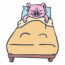 lying in bed square icon transparent png svg
