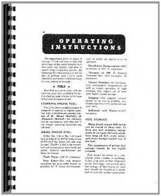 John Deere 820 Tractor Operators Manual