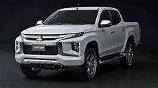 Mitsubishi L200 Triton 2020 by 2019 Mitsubishi Triton L200 Interior Exterior And Drive