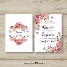 Wedding Invitation Downloads Wedding Card Vectors Photos And Psd Files Free Download