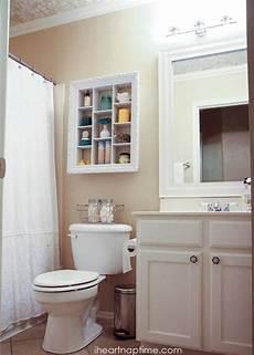 bathroom makeover on the cheap 1 art i heart nap time