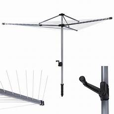 heavy duty clothes line 60m heavy duty 3 arm rotary garden washing line clothes