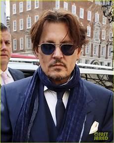 johnny depp arrives to court for uk tabloid libel lawsuit