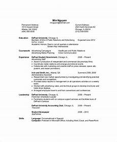 Entry Level Science Resumes Computer Science Resume Template 8 Free Word Pdf