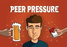 Peer Pressure Chart How Peer Pressure Is A Gateway To Addiction