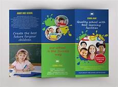 School Brochures Templates Free 46 Useful School Brochure Templates In Ai Indesign
