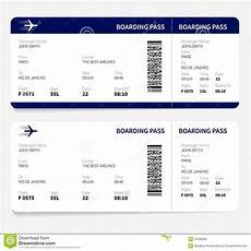 Sample Boarding Pass Template Airline Ticket Template Free Sample Customer Service