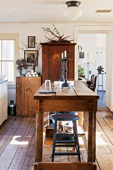 kitchen island farm table the island adding rustic to charm to your kitchen