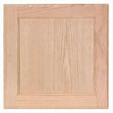 12 75x12 75 in cabinet door sle in unfinished oak