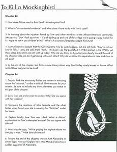To Kill A Mockingbird Chapter 7 Summary Summary Of Chapters 4 6 In To Kill A Mockingbird To Kill