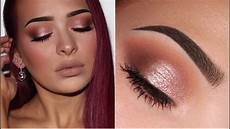 soft glam special occasion makeup tutorial