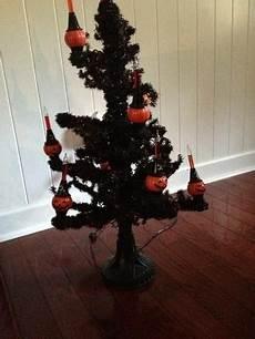 Christopher Radko Shiny Brite Lights Christopher Radko Shiny Brite Bubble Light Halloween Tree