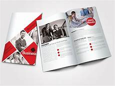 4 Pages Brochure 8 Pages Business Bi Fold Brochure Brochure Templates