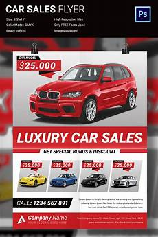Car Sale Flyer 15 Modern Psd Advertising Flyer Templates Free
