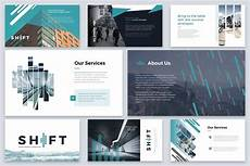 Powerpoint Presentations Template Shift Modern Powerpoint Template Reshapely
