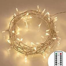 Outdoor Battery Fairy Lights Amazon Remote Amp Timer 80 Led Outdoor Battery Fairy Lights 8