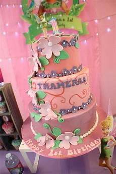 Tinkerbell Themed Birthday Party Ideas Kara S Party Ideas Tinkerbell Themed Birthday Party Cake