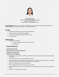Simple Resume Sample Seven Ways On How To Get Realty Executives Mi Invoice